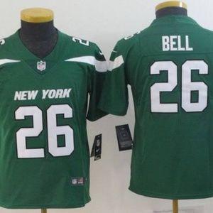 *NWT*(L) Le'Veon Bell NY Jets Nike Jersey